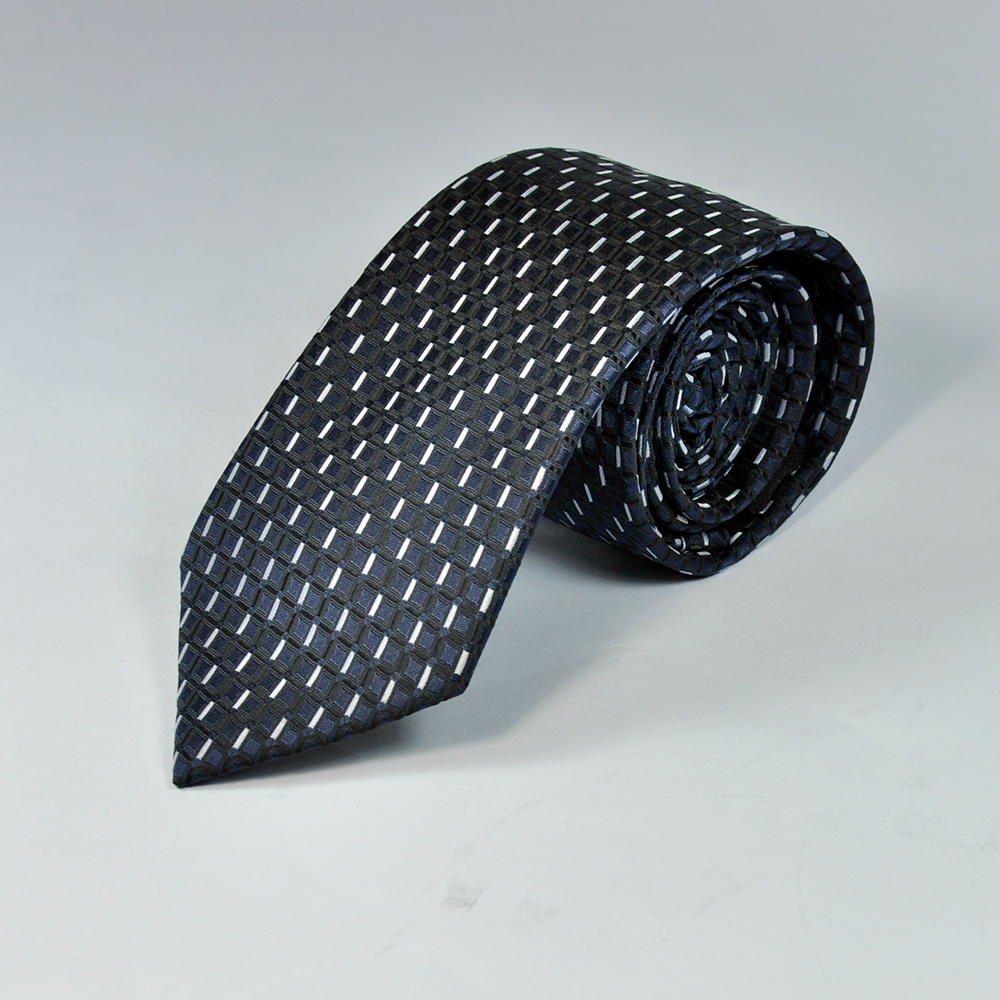 Multi-Color Bricks Style Tie