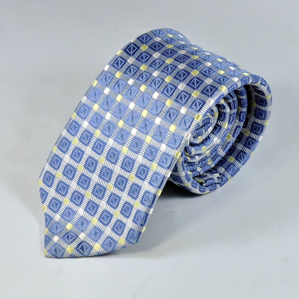 Multi Color Square Tie