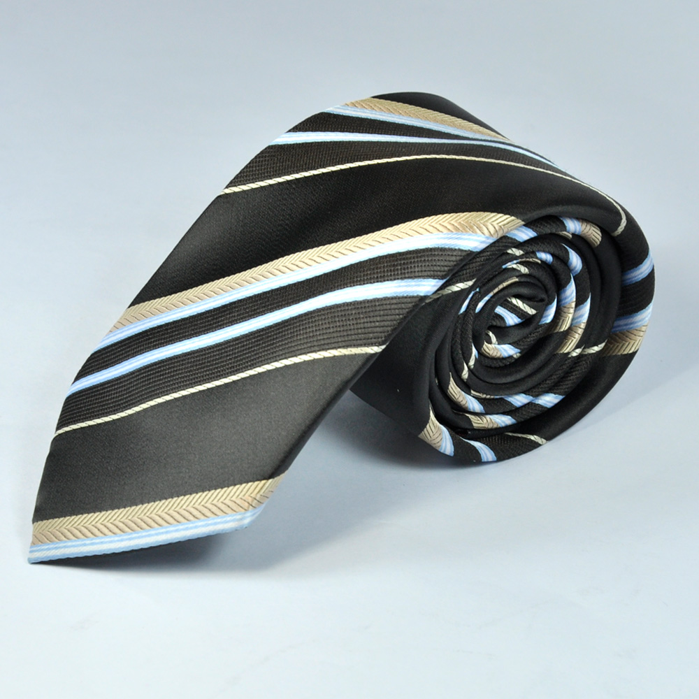 Beautiful Multi Color Diagonal Style Tie
