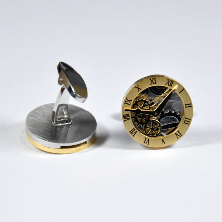 Round Shaped Cufflinks
