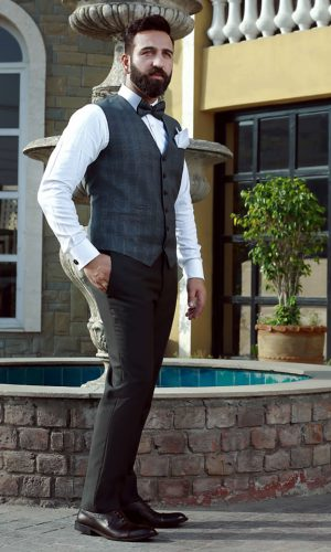 Andre Emilio New Suiting Collection