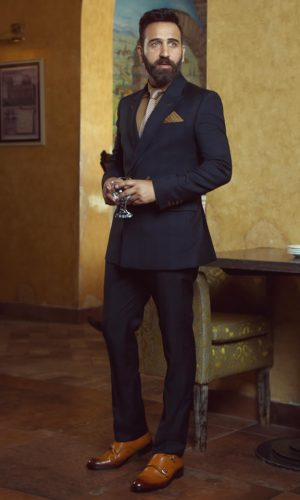 Andre Emilio Suiting Collection