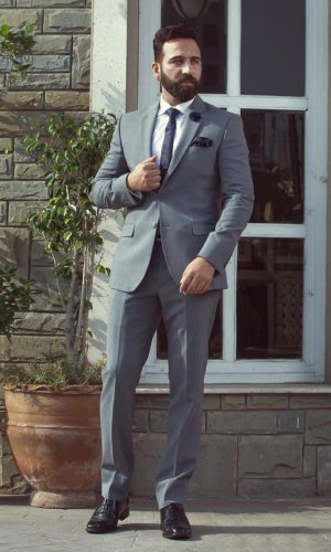 Andre Emilio Winter Suiting Collection