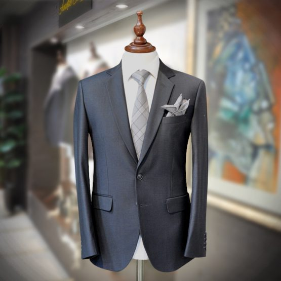 Buy RTW Grey 2 Piece Suit for Men - Andre Emilio