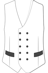 double-breasted-v-shape-waistcoat