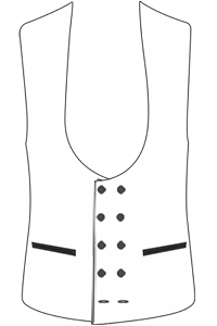 horseshoe-double-breast-waistcoat