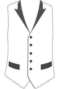 single-breasted-waistcoat-with-peak-lapel