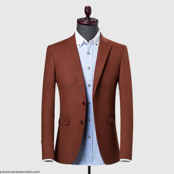 Customize Olive Men's Blazer