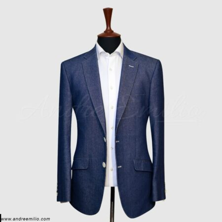 Plain Blue Blazer (1)