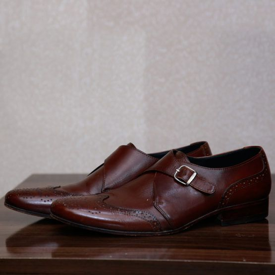 Single Monk Strap Shoes (1)