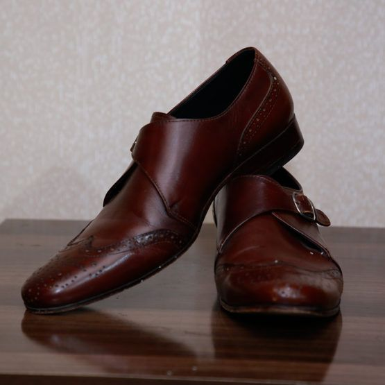 Single Monk Strap Shoes (2)