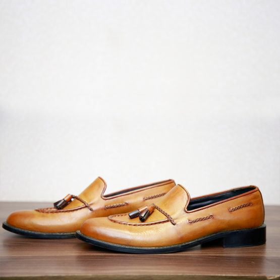 Tan Loafers (1)