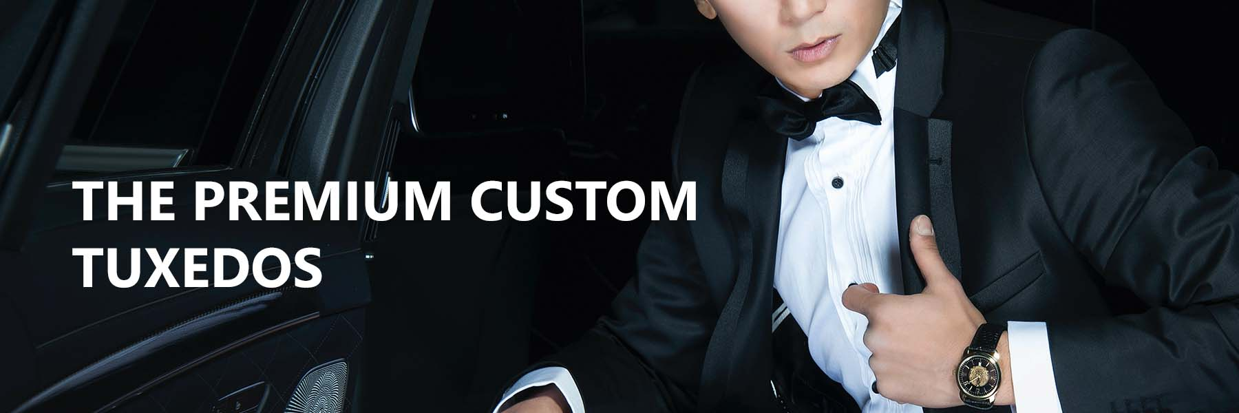 Products Banner Tuxedo
